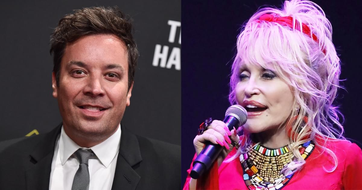 "Listen to Dolly Parton & Jimmy Fallon Team Up for New Duet, ""All I Want for Christmas Is You"""