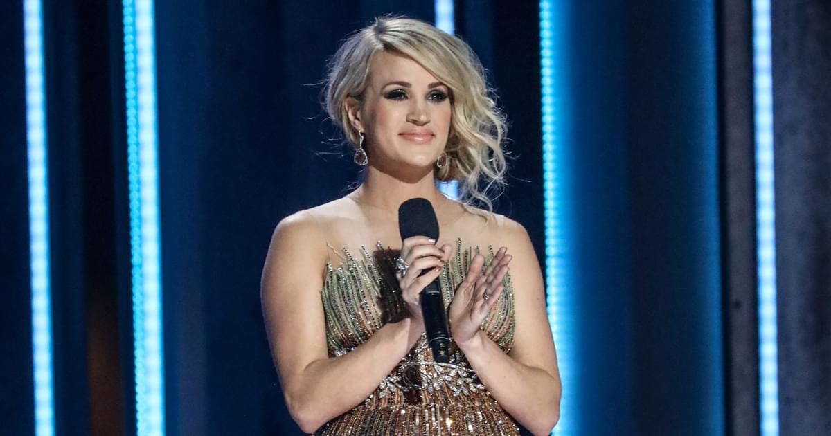 "Listen to Carrie Underwood's Majestic Rendition of ""Joyful, Joyful We Adore Thee"""