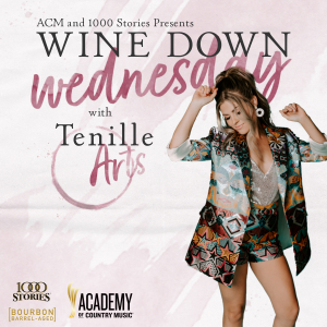 Tenille Arts Appears In This Week's Episode of ACM Wine Down Wednesday
