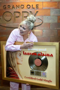 Lauren Alaina is a Golden Girl 4 Times Over