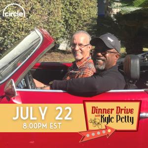 Darius Rucker Shows Kyle Petty Around His Hometown on Dinner Drive