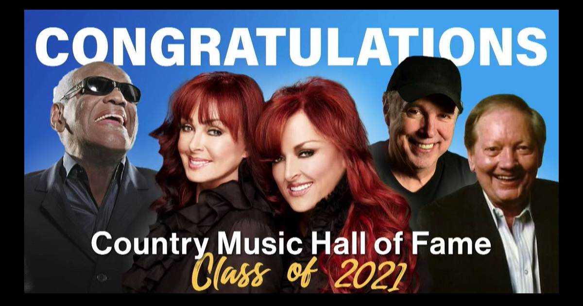 Country Music Hall of Fame Announces Class of 2021