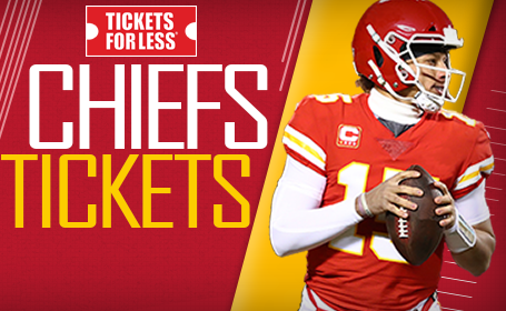 Chiefs Tickets from Tickets For Less