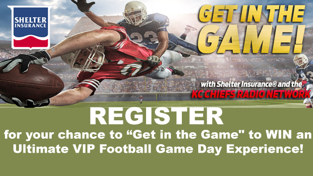 Shelter Insurance® – Get in the Game