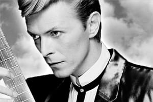 The Mercury Demos: David Bowie's Unreleased Tracks On Vinyl