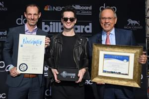 Panic! At The Disco's Brendon Urie Receives Key to Las Vegas