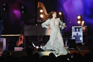 Florence and the Machine Performed 'Jenny of Oldstones' Live