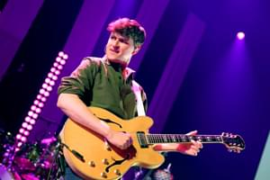 Watch Vampire Weekend's 'Sunflower' Live on 'Kimmel'
