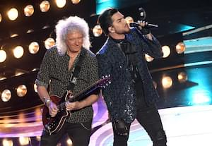 Adam Lambert Isn't Sure He Should Record New Music with Queen