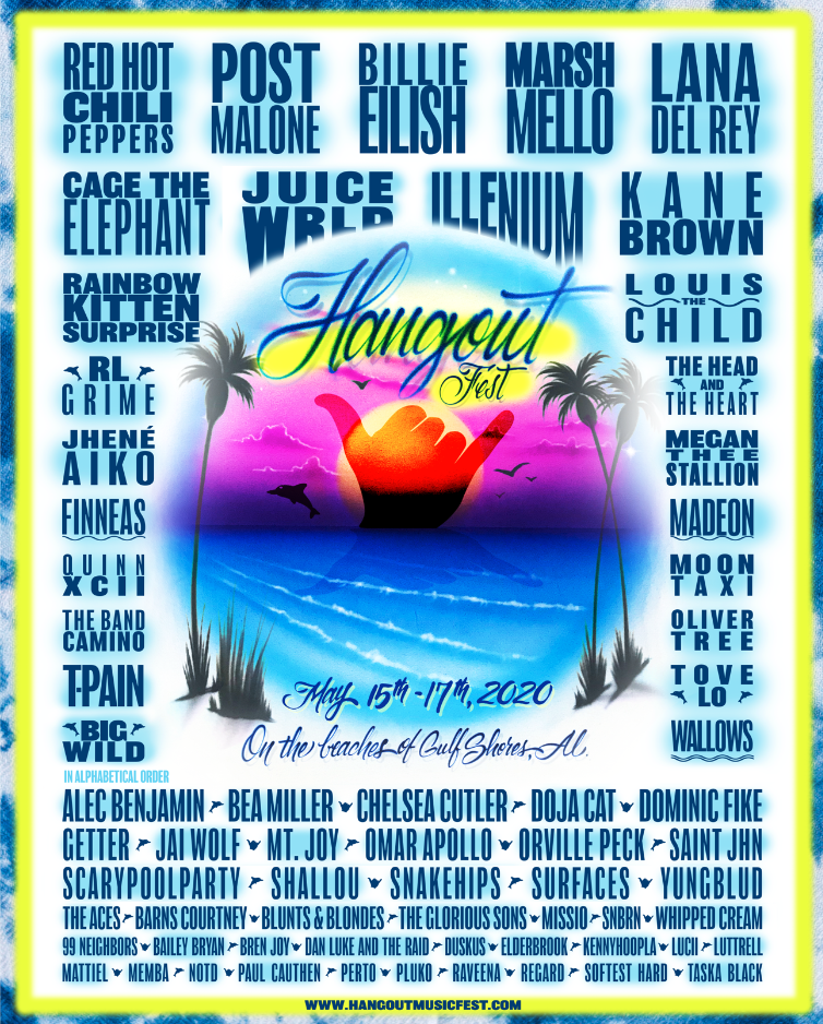Win Tickets to Hangout Fest!