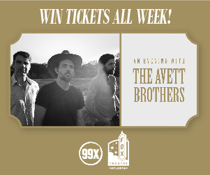 Win tickets to see The Avett Brothers!