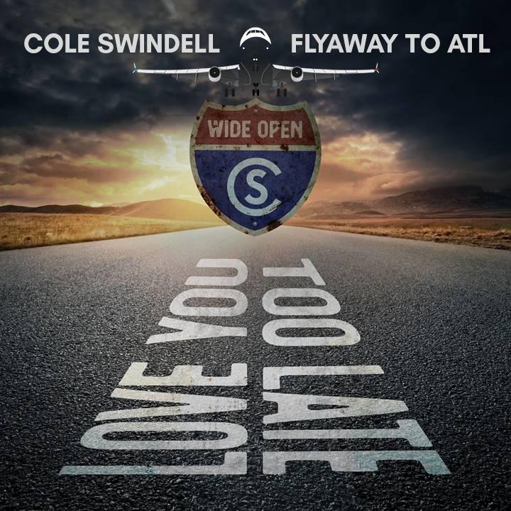COLE SWINDELL FLYAWAY FOR 2 TO ATLANTA