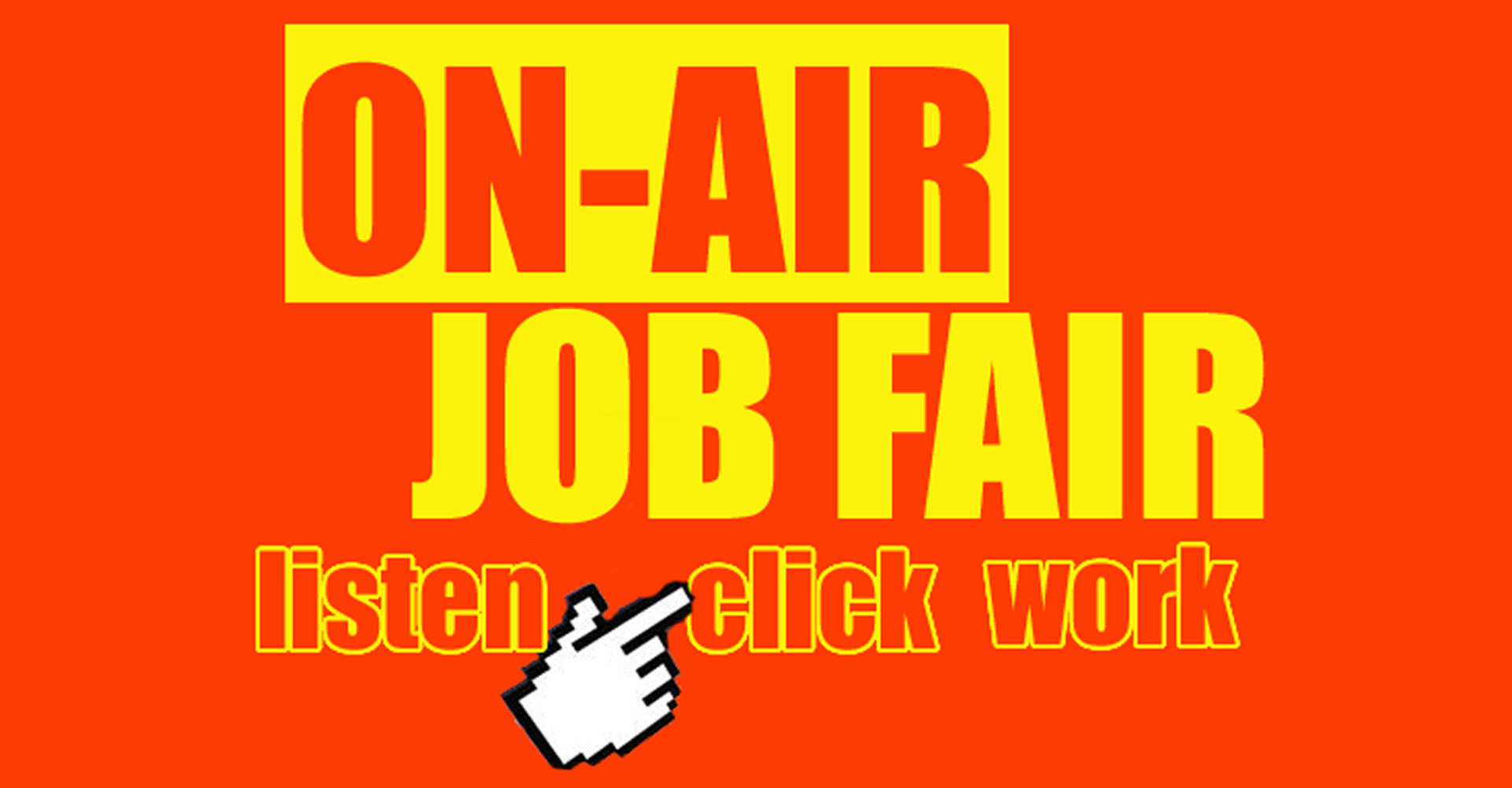 On-Air Job Fair