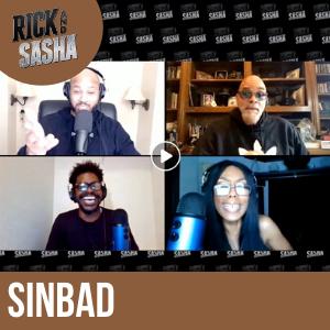 Rick and Sasha Interview: Sinbad
