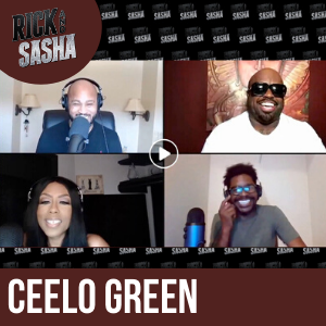 Rick and Sasha Interview: CeeLo Green