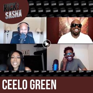 Rick and Sasha Interview: CeeLo Green