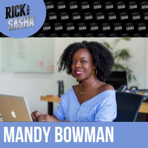 Mandy Bowman of Official Black Wall Street Speaks
