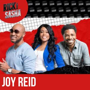 Joy Reid on Historic New Show, Political Lies & More