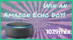 Win an Amazon Echo Dot!