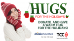 Hugs for the Holidays with TCC, a Verizon Authorized Retailer
