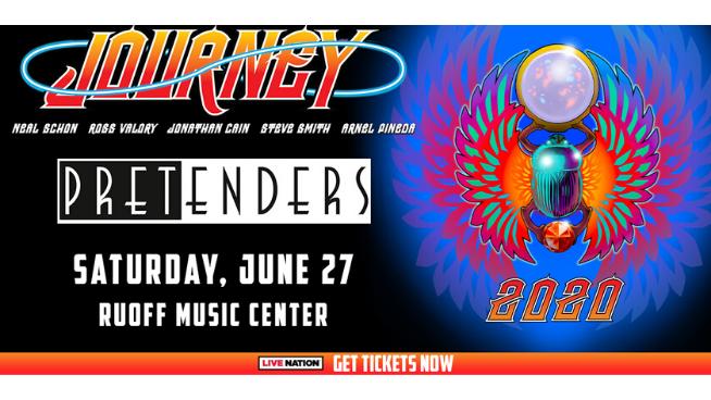 June 27 – Journey