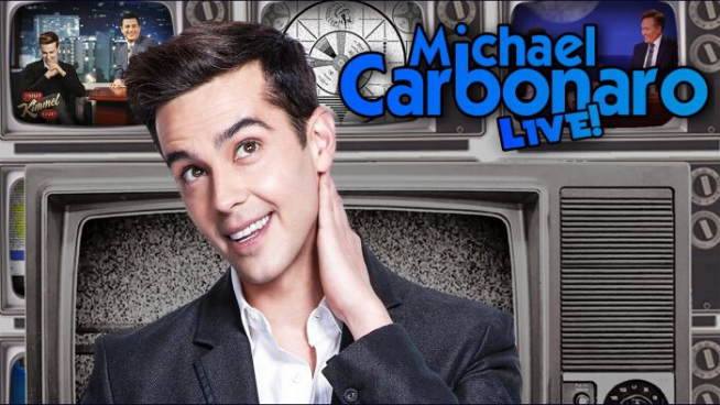 March 14 – Michael Carbonaro
