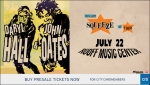 Daryl Hall & John Oates Sweepstakes!