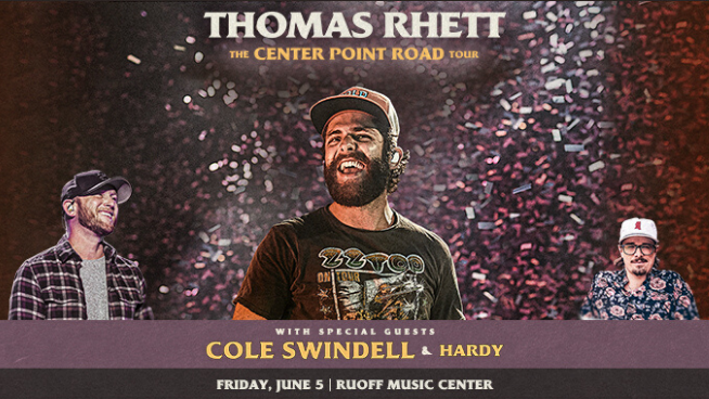 September 11 – Thomas Rhett