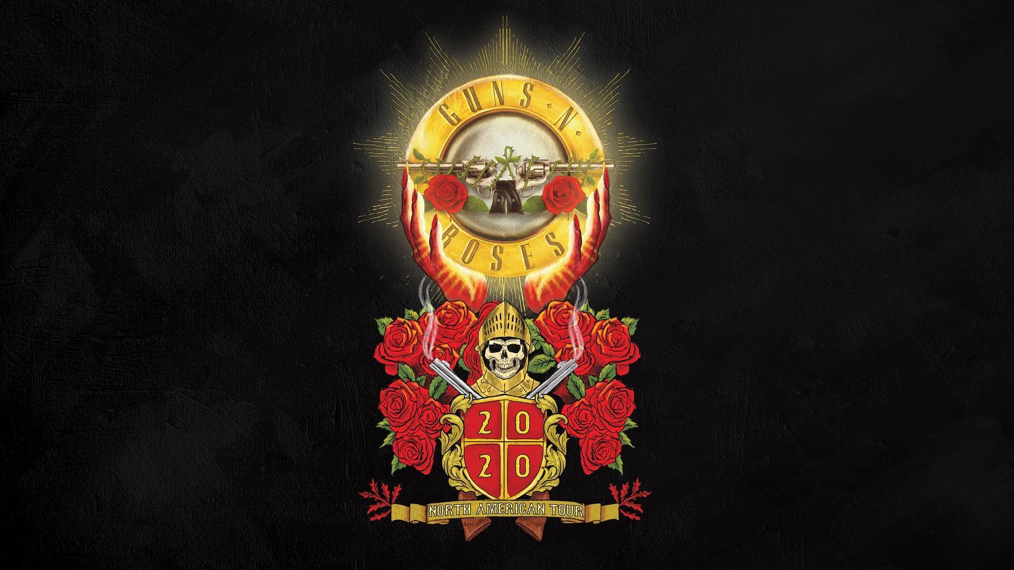 August 21 – Guns N' Roses [POSTPONED]