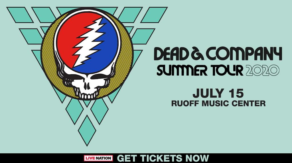 July 15 – Dead & Company [CANCELED]