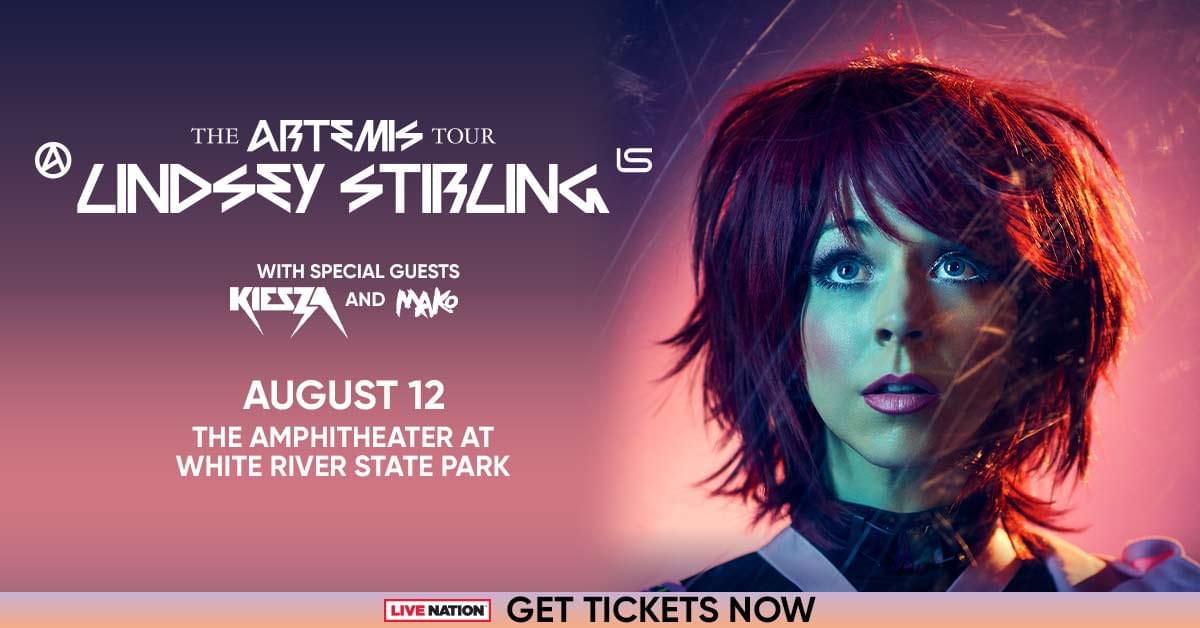 August 12 – Lindsey Stirling