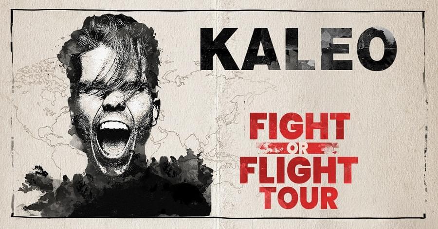 June 12 – KALEO [NEW DATE – NEW LOCATION]