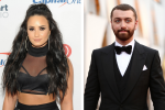 Demi Lovato & Sam Smith Collab In Olympics-Themed Music Video [WATCH]