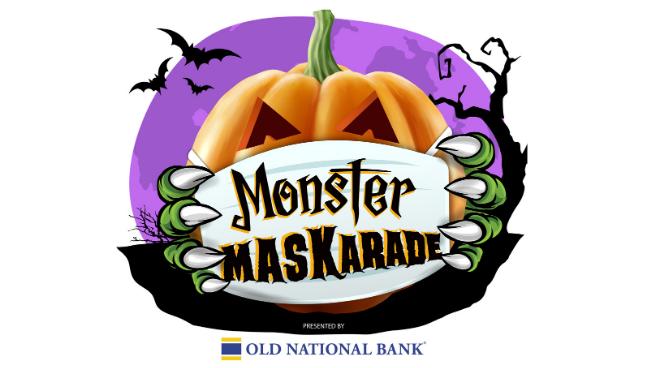 Oct 2 to Oct 31 – Monster MASKarade