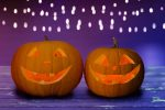 Purple Pumpkins Are For Safe Trick-Or-Treating
