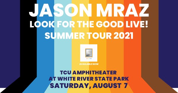 August 7 – Jason Mraz