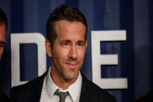 Ryan Reynolds Is Taking a Break from Making Movies