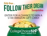 CollegeChoice 529 March 2019 Sweepstakes