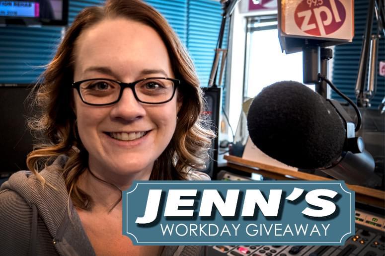 Jenn's Workday Giveaway!