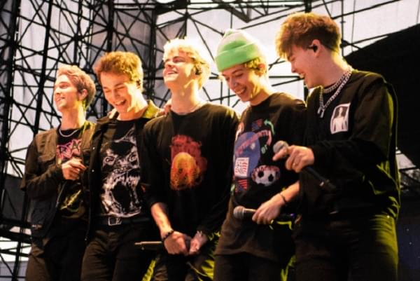 "Why Don't We Behind The Scenes Of ""Fallin'"" [WATCH]"