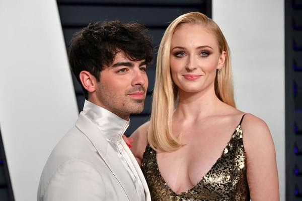 "Sophie Turner's Reaction to Taylor Swift's ""New"" Song About Joe Jonas"