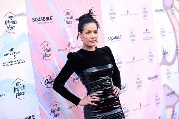 Halsey Voices Her Opinion Of Award Shows [WATCH]