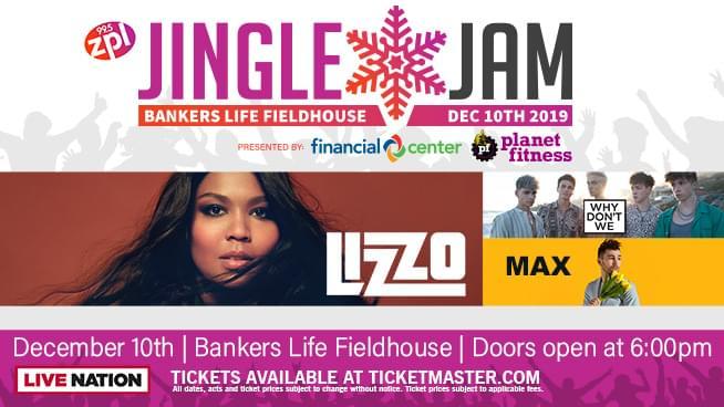 December 10 – zpl Jingle Jam presented by Financial Center & Planet Fitness