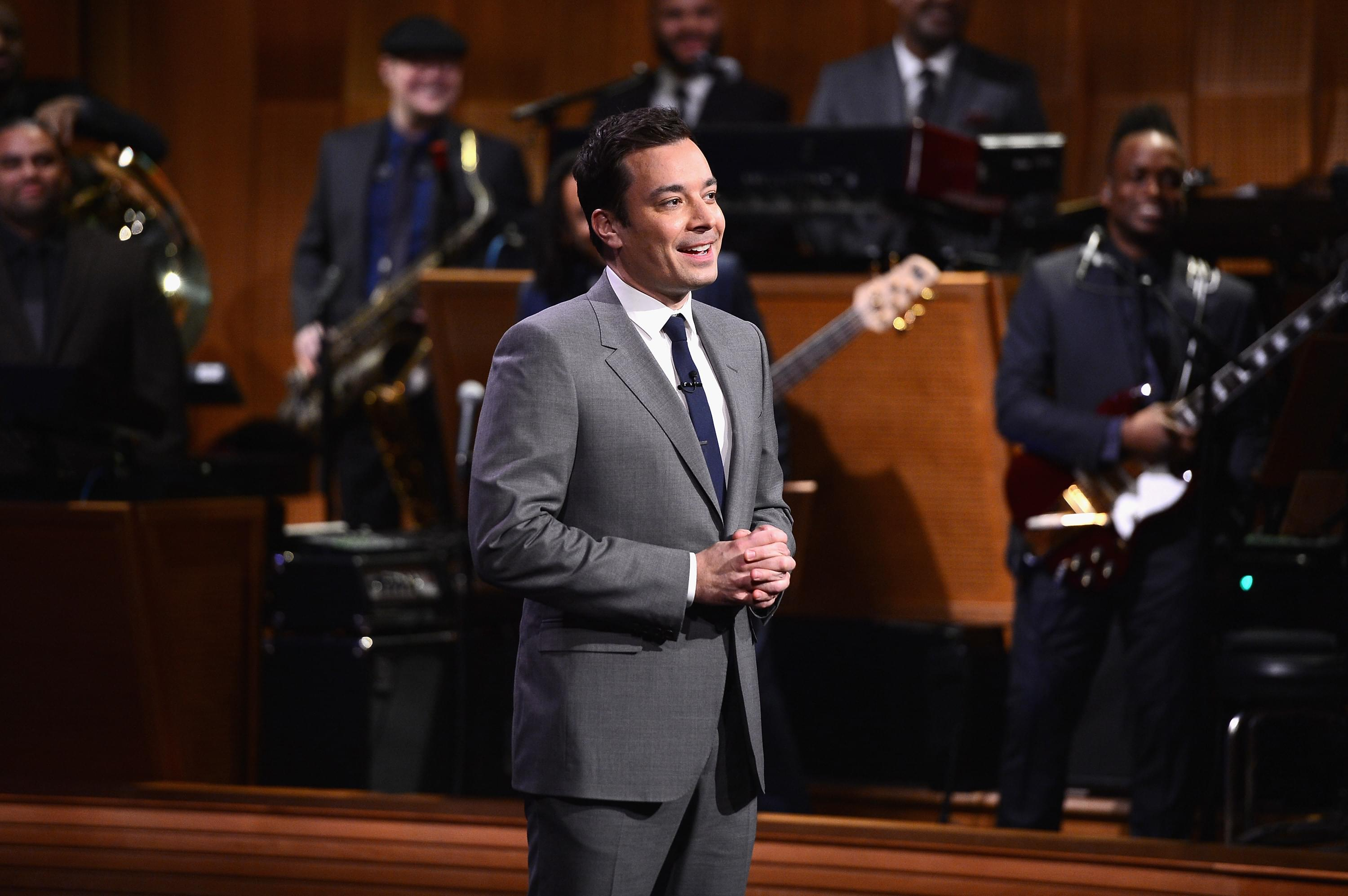 Jimmy Fallon Making The World Emotional After Telling His Story About Kobe [WATCH]