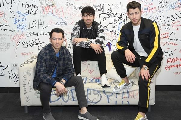Jonas Brothers Are In The Christmas Spirit With New Song [LISTEN]