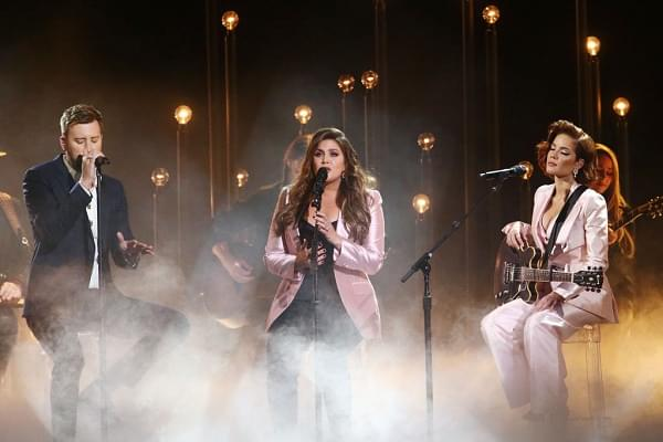 Halsey Did A Country Crossover With Lady Antebellum [VIDEO]