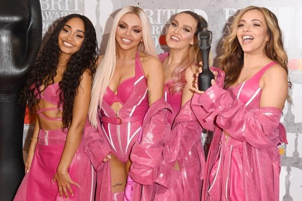 Little Mix Released Their Own Christmas Song [LISTEN]
