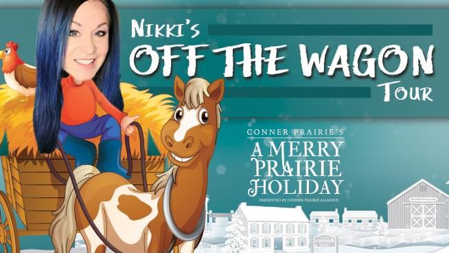 Nikki's Off The Wagon Sweepstakes!