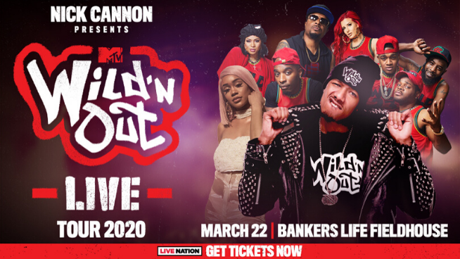 March 22 – Wild'N Out