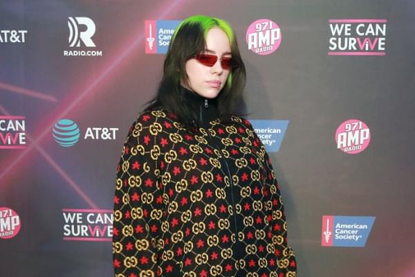 Billie Eilish Makes History With Huge Movie Credit